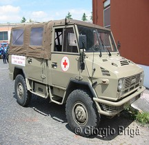 IVECO VM 90 Ambulanza CRI