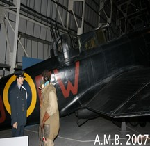 Paul Boulton Defiant Hendon