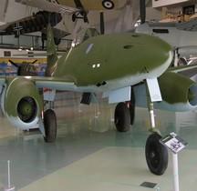 Messerschmitt Me 262A-2a  Schwalbe   Hendon