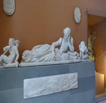 Statuaire Renaissance Monument Funéraire Valentine Balbiani Germain Pilon Paris Louvre