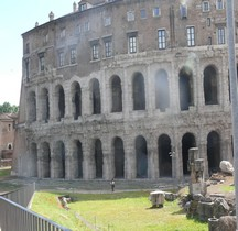 Rome Rione San Angelo Théatre de Marcellus