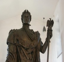 Statuaire.XIXe Napoléon Boulogne Wimille