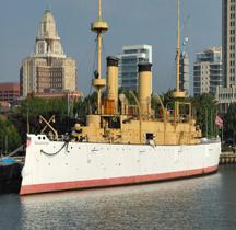 Croiseur Protégé USS Olympia C 6  Philadelphie