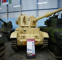 Charioteer FV4101 Tank Destroyer Bovington