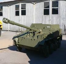 ASU 57 Aviadesantnaya Samokhodnaya Ustanovka,