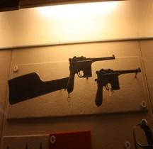 Pistolet Mauser C 96 Bucarest