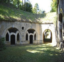 Meuse St Mihiel  Apremont-la-Forêt Fort de Liouville