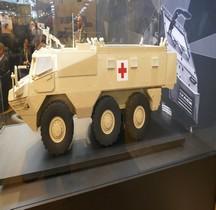 VAB Mark III Ambulance Mkt Eurosatory 2016