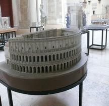 Rome Rione San Angelo Théatre de Marcellus Mkt EUR Rome