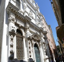 Venise Chiesa dell'Ospedaletto o Santa Maria dei Derelitti