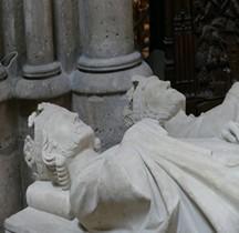 Seine St Denis St Denis Basilique 2.1 Charles Martel Gisant