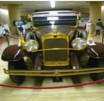 Citroën 1929 Lictoria Sex Vatican Museo Carozze
