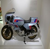 Ducati 1977 500  Pantah  Bologne