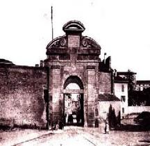 Bologna Porta San Isaia