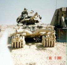Char Lourd M 60 MCR Irak