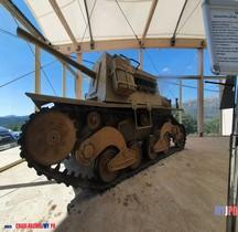 Semovente L 40 47-32 Zonca Corse