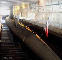 Sous marin S 637 Espadon St Nazaire