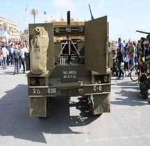 Half Track M21 Mortar Motor Carriage  MMC Le Canet 2015