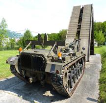 M 48A2 AVLB (Belgique)