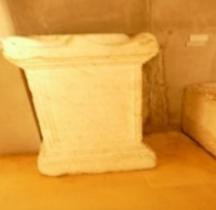 Pouvoir Epigraphie Stele de Sevir Quintus Ugnius Silvinus Lyon