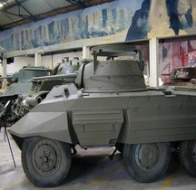 M8 Light Armored Car Greyhound Saumur