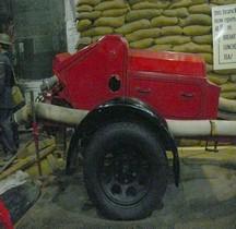Dennis Trailer Pump 460 Gallons 1940 Hendon