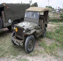 Jeep Willys Herault 2018