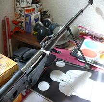 Fusil Antichar PTRS41 Simonov