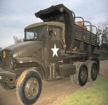 GMC M 215 Dump