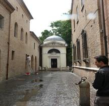 Ravenne Tombe de Dante Alighieri