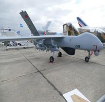Drone TAI Anka B Le Bourget  2017