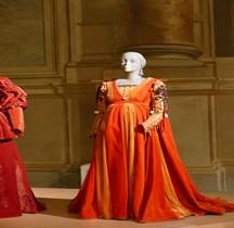 Vêtements 1450 Bianca Maria Visconti Duchesse de Milan Rome 2018
