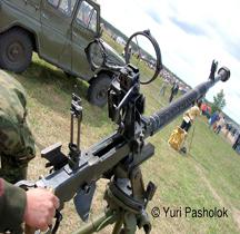 Mitrailleuse DShK 1938  M1946 Affut Anti Aérien