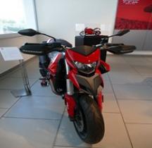 Ducati 2016  Hypermotard 939  Bologne