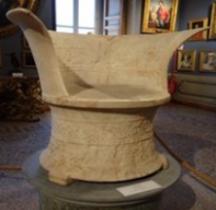 Pouvoir Trone Sedia Corsini Palazzo Corsini Rome