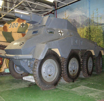 Sd.Kfz.234-3 Bovington