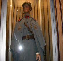 1916 Artillerie 17e RA  Officier Draguignan