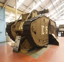 Mark IX Support Tank Bovington