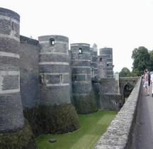 Maine et Loire Angers Chateau des Ducs d'Anjou