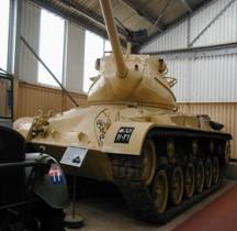 Char Moyen M 47 Patton Couleurs Jordaniennes