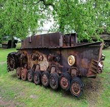 Panzer IV  Carcasse Muzeum im. Orla Bialego Pologne