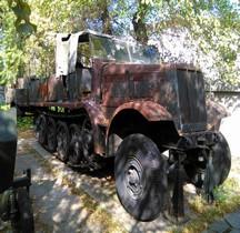 Sd.Kfz. 9 Schwerer Zugkraftwagen 18 t Bucarest