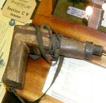 Vietnam Pistolet Vietmin 1946 (Fréjus)