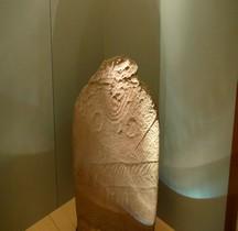 Aveyron Montlaur Mas Azais Statue Menhir Femme SGL MAN