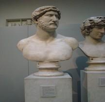 Statuaire 4 Empereurs 3 Hadrien Londres