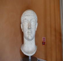 Statuaire 7 Empereurs.14   Constance III Rome Capitole