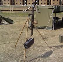 Maschinengewehr 42 und Dreifuss 34 Beltring