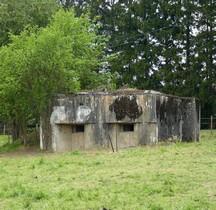 PFN Position Fortifiée Namur Fort de Maizeret Blockhaus