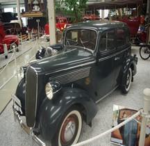 Opel Super 6 Limousine  1939 Spire