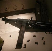PM Maschinenpistole 40 Bayeux